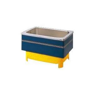 クリナップ 浴槽 SEB-102HW(R・L) ブルー(B) NEWインテリアバス・ステンレス浴槽 間口102cm 埋込式2方半エプロン [♪△]|maido-diy-reform