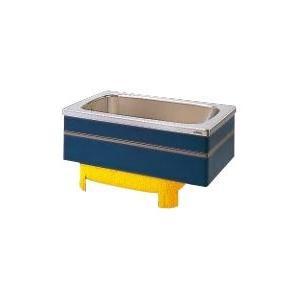 クリナップ 浴槽 SEB-12SW(R・L) ブルー(B) NEWインテリアバス・ステンレス浴槽 間口120cm 埋込式2方半エプロン [♪△]|maido-diy-reform