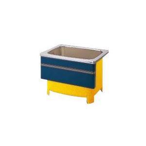クリナップ 浴槽 SEB-91HW R L ブルー B NEWインテリアバス 送料無料激安祭 埋込式1方半エプロン △ ステンレス浴槽 ついに入荷 間口92cm
