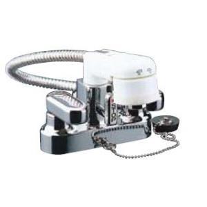 水栓金具 INAX SF-25D-X4 洗面器・手洗器用 2ハンドル混合 EC・センターセット 一般水栓 逆止弁付 寒冷地 ゴム栓式 [§□]|maido-diy-reform