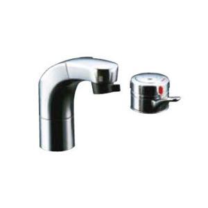 水栓金具 INAX SF-815T 洗面器・手洗器用 ホース引出式サーモスタット FWP・洗髪タイプ 逆止弁付 一般地  [□]|maido-diy-reform