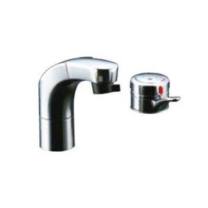 水栓金具 INAX SF-815TN 洗面器・手洗器用 ホース引出式サーモスタット FWP・洗髪タイプ 逆止弁付 寒冷地  [□]|maido-diy-reform