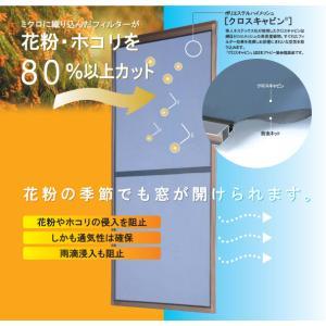 【最安値挑戦中】建材製品 SEIKIフィルター網戸(窓タイプ用)