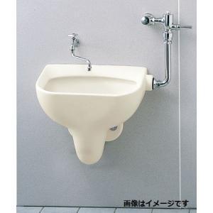 パブリック用流し TOTO SK35 壁掛壁排水汚物流し 本体のみ [♪■]|maido-diy-reform
