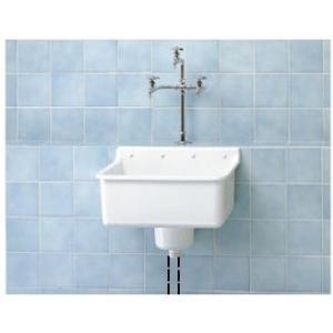 手洗器 特定施設用 TOTO SK73R ベルトラップ付実験用流し 流しのみ 研究室・実験室用器具[■♪]|maido-diy-reform