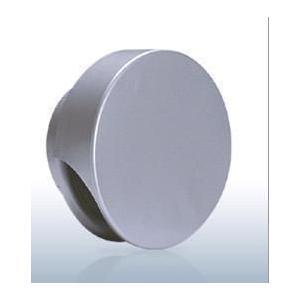 <title>西邦工業 外壁用ステンレス製換気口 薄型フラットフード ガラリ型 SXU200S ■ お値打ち価格で</title>