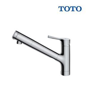 【在庫あり】TOTO キッチン用水栓金具 TKS05307J GGシリーズ 台付シングル混合水栓 浄...
