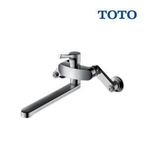 【在庫あり】TOTO キッチン用水栓金具 TKS05311J GGシリーズ 壁付シングル混合水栓 一般地・寒冷地共用 ※TKGG30E取換推奨品 [☆2]の画像