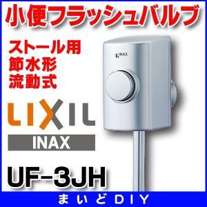 トイレ関連部材 INAX UF-3JH 小便器用金具 ストール用流動式小便フラッシュバルブ [□]|maido-diy-reform