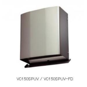 マックス 希少 SALE VC150SPUV 換気口 Φ150 深型 シルバー 防音仕様