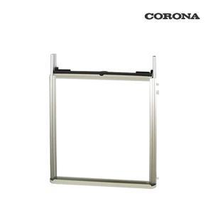 ルームエアコン別売り品 コロナ WT-8 ウインドエアコン用窓枠 CW用 テラス窓用 [■]|maido-diy-reform