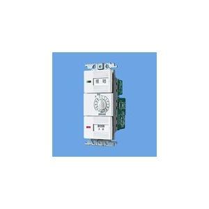 【ポイント最大 10倍】電設資材 パナソニック WTC53936W 埋込 電子 浴室換気スイッチセット(ホワイト) [∽]|maido-diy-reform