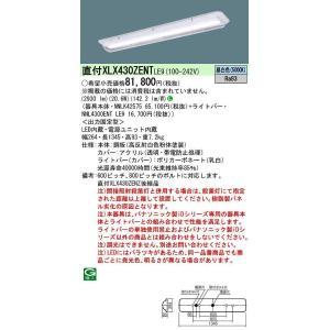 パナソニック XLX430ZENTLE9 一体型LEDベースライト HACCP向け 天井直付型 昼白色 クリーンフーズ パネル付型 40形 在庫処分 バースデー 記念日 ギフト 贈物 お勧め 通販 非調光