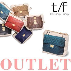 サーズデーフライデー Thursday Friday Here bag アウトレット OUTLET メール便発送|maido-selection