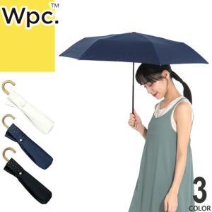 wpc w.p.c 傘 日傘 長傘 レディース 晴雨兼用 大きめ ブランド おしゃれ 丈夫 軽量 雨傘 花柄 星 ボーダー 紫外線対策 日焼け防止|maido-selection
