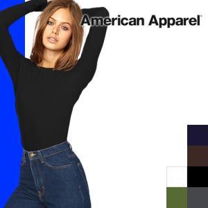 アメリカンアパレル American Apparel Tシャ...