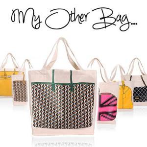 マイアザーバッグ トートバッグ レディース A4 B4 人気 ブランド バッグ バッグインバッグ My Other Bag メール便発送|maido-selection