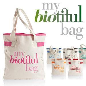 マイビューティフルバッグ トートバッグ レディース A4 B4 人気 ブランド バッグ バッグインバッグ my biotiful bag メール便発送|maido-selection