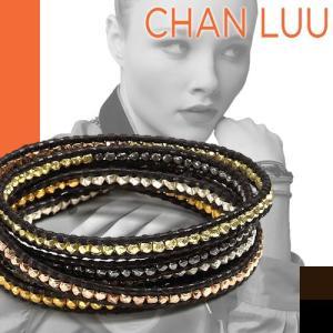 チャンルー CHAN LUU ブレスレット 正規品 ラップブレスレット ミックスナゲット|maido-selection