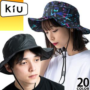 b7c3533069d510 kiu キウ 帽子 ハット サファリハット レインハット 帽子 レディース メンズ 2019新作 大きい 大きいサイズ ブランド ...