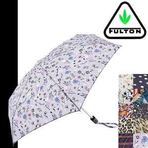 フルトン 傘 折りたたみ 折りたたみ傘 日傘 晴雨兼用 軽量...