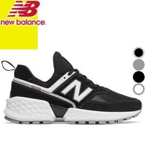 ニューバランス スニーカー メンズ ランニングシューズ ウォーキングシューズ 靴 黒 白 ホワイト グレー ブラック NEW BALANCE MS574 カジュアル|maido-selection