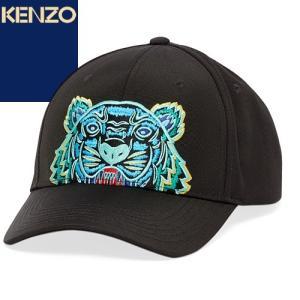ケンゾー KENZO キャップ 帽子 タイガー キャンバス F855AC301F20 メンズ レディ...