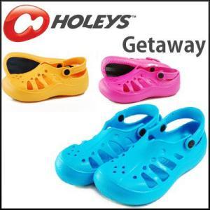 ホーリーソールズ ゲータウェイ HOLEY SOLES getaway サンダル クロックス バヤ ビーチ crocs CROCS BAYA|maido-selection