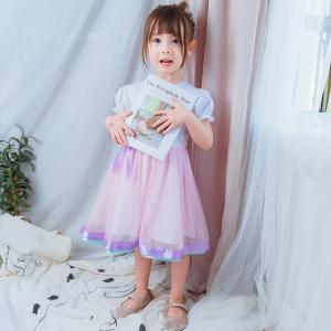 子供ドレス 子供服 一角獣 キッズ 結婚式 | ドレス コスチューム 子供 プリンセスドレス 衣装 ...