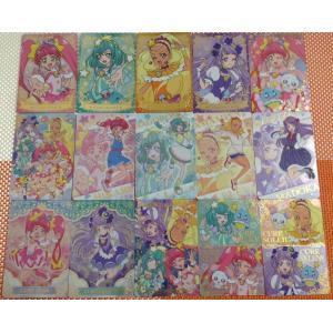 全15種×1枚 フルコンプ【スター☆トゥインクルプリキュア キラキラカードグミ】1月発売