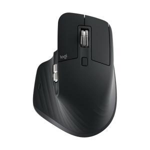 送料無料 ロジクール MX MASTER 3アドバンスド ワイヤレスマウス Lサイズ ブラック SEB-MX2200sBK 1個 mail-order-style