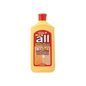 リンレイ 床用樹脂ワックスオール 1L 1本