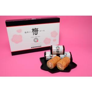 おおい 福井の梅ロール 12個入 maimonechizen