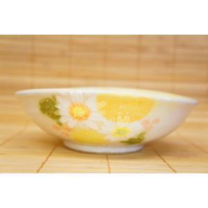 即納できます 工房ゆずりは 黄彩色絵花 おしゃれ鉢 母の日 瀬戸焼 中皿 花柄 黄色 プレゼント ギフト 内祝い|maimustone-y