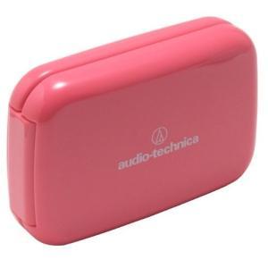 オーディオテクニカ コンパクトスピーカー ピンク AT-SPP30 PK