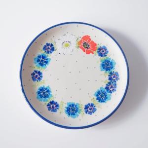 ケーキ皿やデザートプレートにぴったりなサイズです。 ティータイムをより華やかに演出してくれます。 ギ...