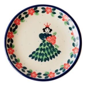 プレート 10cm ポーリッシュポタリー Ceramika Artystyczna ツェラミカ アルティスティチナ|maison-fleurie