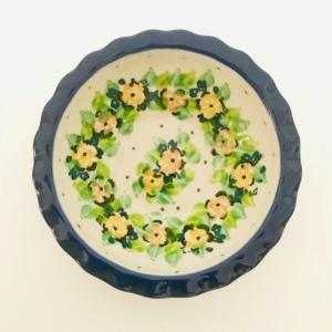 ミニフリルボウル ポーリッシュポタリー Ceramika Artystyczna ツェラミカ アルティスティチナ ボウル|maison-fleurie