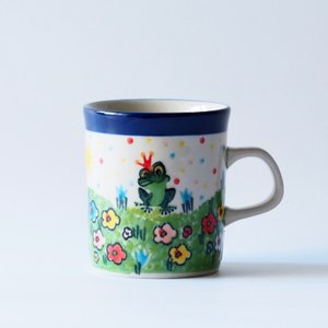 マグカップ 150 ml U4877-U5 ポーリッシュポタリー ツェラミカ|maison-fleurie