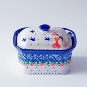 ミニコンテナ ポーリッシュポタリー ツェラミカ|maison-fleurie