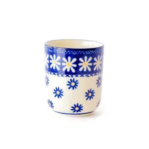 ゆのみ ポーリッシュポタリー セラミカ ツェラミカ アルティスティチナ カップ フリーカップ|maison-fleurie
