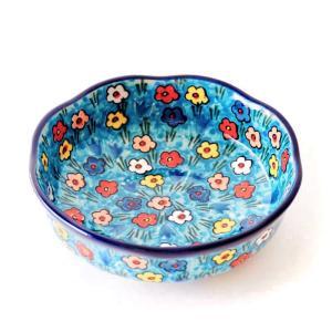 フレアボウル U4922-U5 ポーリッシュポタリー Ceramika Artystyczna ツェラミカ アルティスティチナ ボウル|maison-fleurie