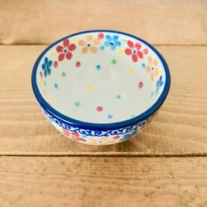 プチボウル ポーリッシュポタリー  ツェラミカ  アルティスティチナ カフェ 陶器 食器 耐熱 ボウル 小鉢 おしゃれ かわいい 可愛い 花柄 プレゼント|maison-fleurie