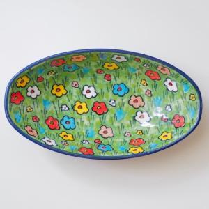 舟型ボウル U4878-U5 ポーリッシュポタリー Ceramika Artystyczna ツェラミカ|maison-fleurie