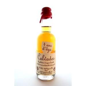 カルヴァドス 50ml ミニチュアボトル (42%)   Calvados Mini