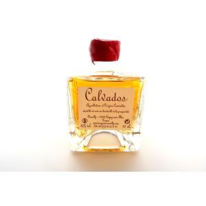 カルヴァドス 100ml ミニチュアボトル (42%)   Calvados Mini