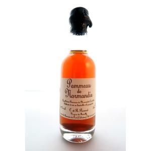ポモドノルマンディー (17%) 50ml ミニチュアボトル  Pommeau de Normandie mini