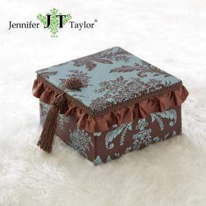 Jennifer Taylor 【ジェニファーテイラー】スクエア収納ボックス Sサイズ Carlisle-カーライル-|maisondumarche