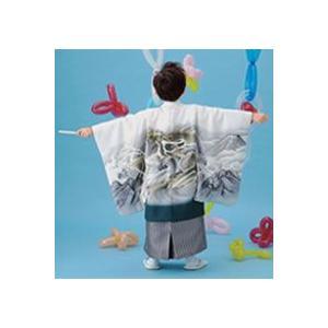 男の子5歳着物袴11点セット 和がままa501|maisugata