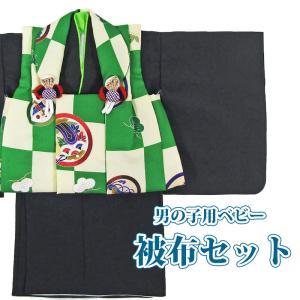 男の子ベビー着物 byhh02|maisugata